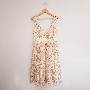 Sundance Catalog Floral Dress